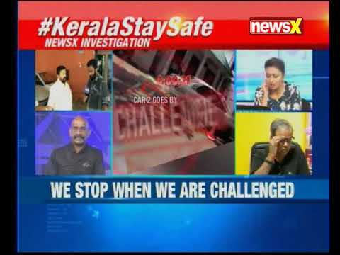 NewsX investigation exposes lack of security at Kerala Secretariat