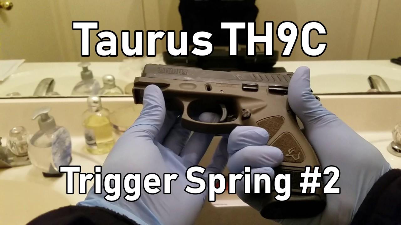 Taurus TH9C Trigger Spring #2