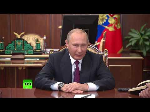 Путин назначил Нарышкина
