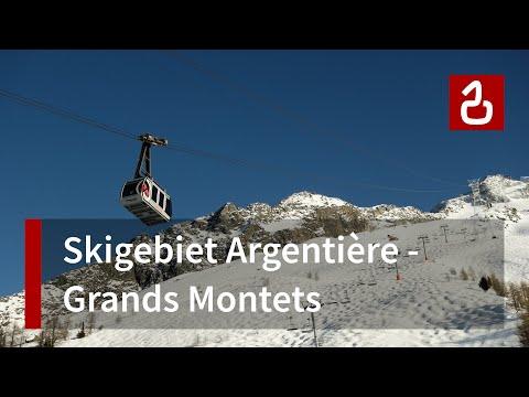 Skigebiet Argentière - Grands Montets