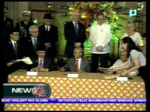 Senators on Bangsamoro Framework Agreement