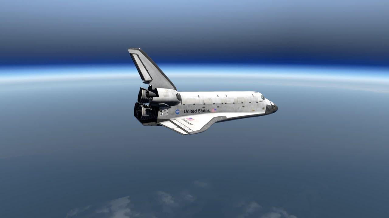 space shuttle x plane - photo #10