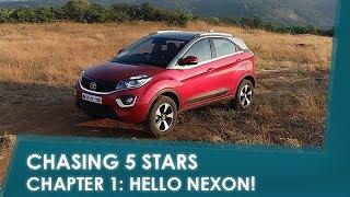 Sponsored: Chasing Five Stars With Tata Nexon: Chapter One | NDTV carandbike