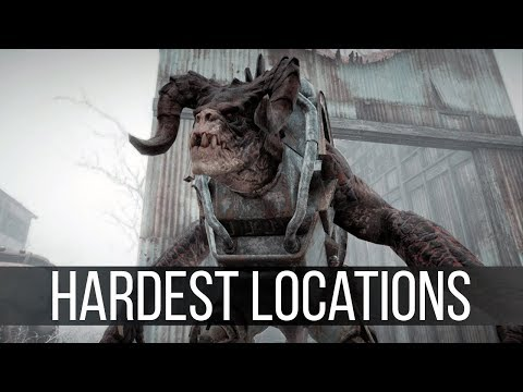 The 3 Most Dangerous Locations in Fallout 4