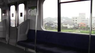 209系500番台モハ209-534 外房線新茂原→茂原車窓・車内の様子