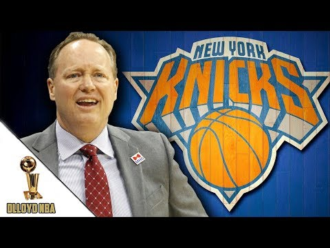 New York Knicks To Interview Hawks Head Coach Mike Budenholzer! Is He A Good Fit?   NBA News