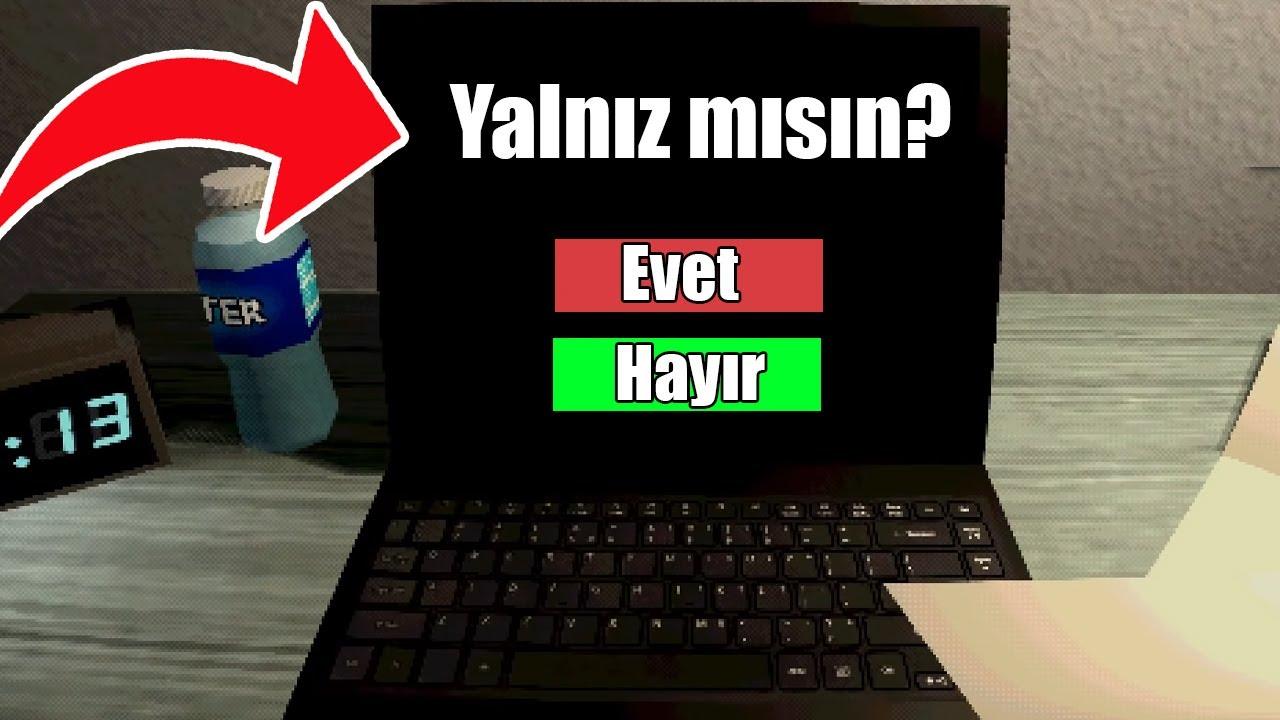 BU ANKETİ SAKIN EVDE TEK BAŞINIZA DOLDURMAYIN!