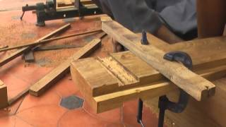 Making Tenons With Plunge Router - 4