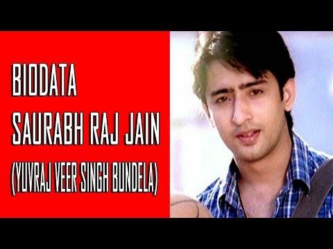 Biodata Saurabh Raj Jain Pemeran Yuvraj Veer Singh Bundela Serial Uttaran