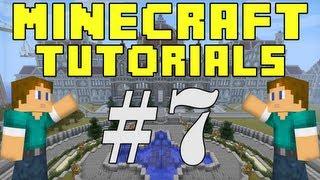 Minecraft Tutorials E07: Breeding And Animal Farms
