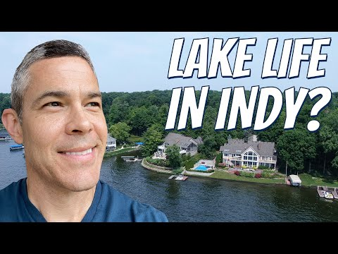 Living In Geist | Lake Life In An Indianapolis Neighborhood