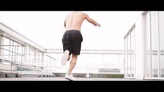 WangYang 繝ッ繝ウ繝、繝ウ - Tricking Acrobatic Slow Motion