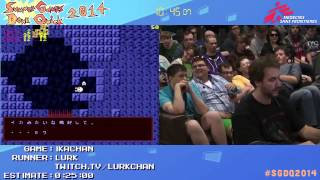 Summer Games Done Quick 2014 - Part 69 - Ikachan