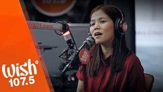 "Juris performs ""Paano Kung"" LIVE on Wish 107.5 Bus"