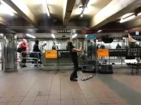 Newyork subway sounds