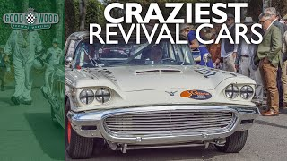 5 craziest cars at Goodwood Revival 2019