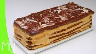 chocotorta tarta de galletas y dulce de leche   las recetas de mj