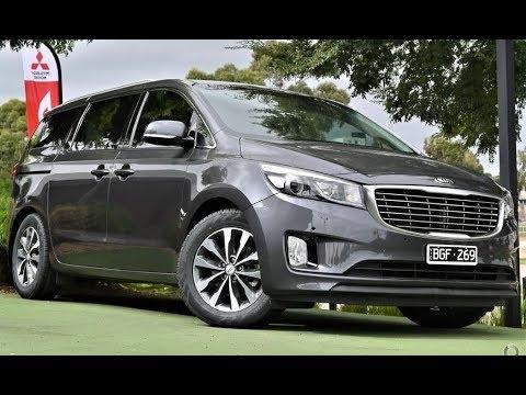 Used 2015 Kia Carnival SLi Auto Video - U2003 - (February, 2020)