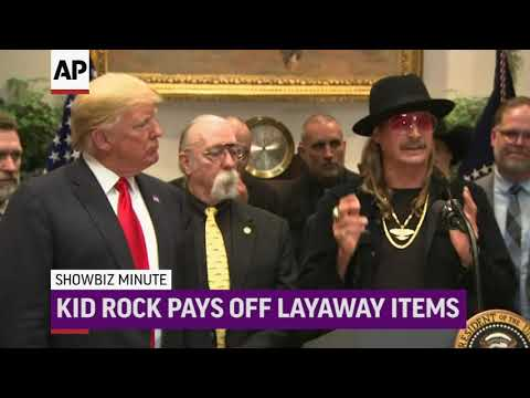 Jason & Teri Ann Morning Show - Kid Rock Pays Off $81,000 Worth of Layaways At A Nashville Walmart