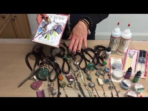 Susan Lenart Kazmer ICE Resin® Technique Book