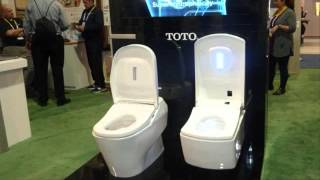 'Intelligent' self-cleaning toilet eliminates need for toilet paper