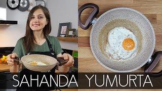 Sahanda Yumurta nasıl yapılır? | Merlin Mutfakta Yemek Tarifleri