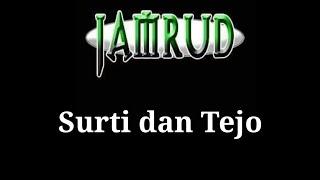 Jambrud - Surti Tejo (Acoustic Karaoke)
