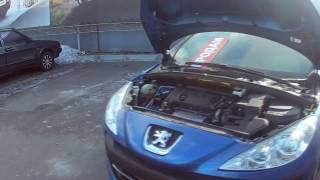 Обзор Peugeot 308 2011 года 13 тыс пробега