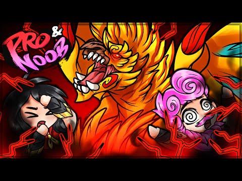 GOLDEN GOD ALATREON DESCENDS  Pro and Noob VS Monster Hunter World Iceborne!