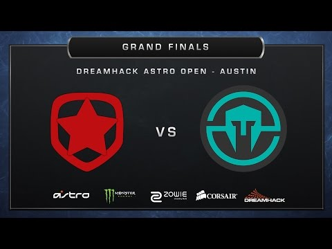 DH Austin 2017 - Gambit vs Immortals @train