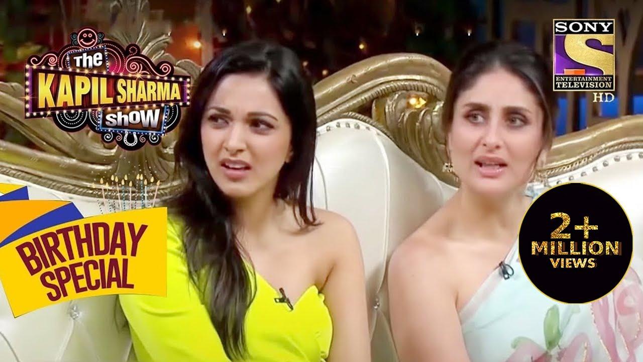 Download Kapil के अतरंगी Questions से Kiara हुई Puzzled | The Kapil Sharma Show | Celebrity Birthday Special
