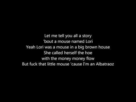 AronChupa - Albatraoz (Lyrics)
