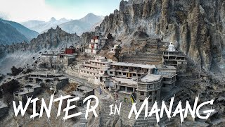 WINTER IN MANANG | 4K