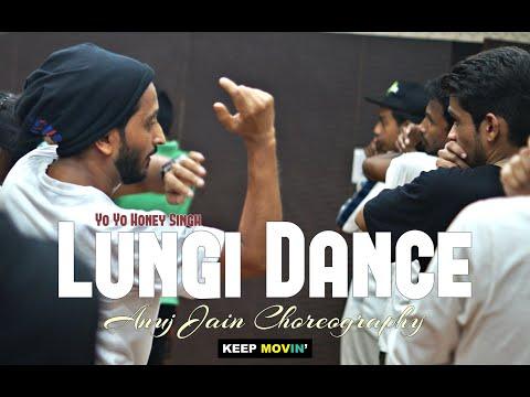 Lungi Dance | Hip Hop | Anuj Jain Choreography