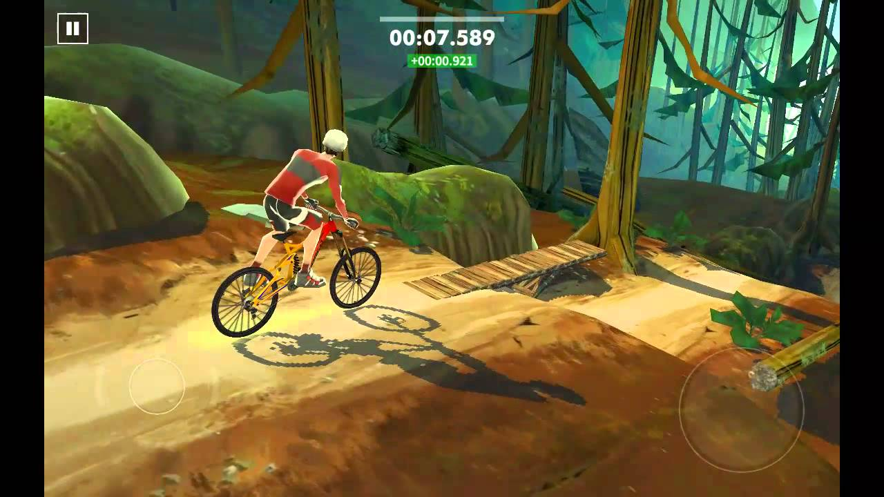 jeux de downhill velo pc
