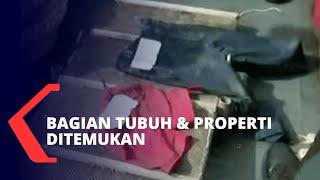 Ada 14 Bagian Tubuh dan 53 Properti Ditemukan Saat Pencarian Sriwijaya Air SJ182