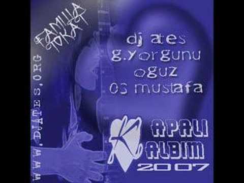 Dj Ates CGS ft 03 Mustafa - Elimde Olsa Unuturdum SLOW