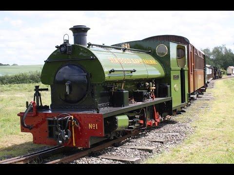 Statfold Barn Railway 6th June 2015