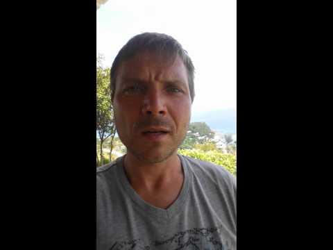 Отзыв о тренинге в Тайланде. Дмитрий Жигулин.
