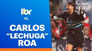 Líbero VS Roa |
