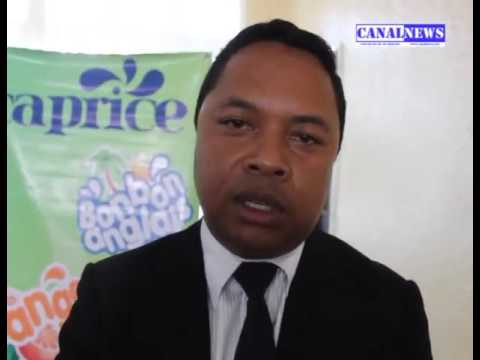 canalnews.net : Tsiory RAKOTOARIVAO ( Gerant SHOW BIZ COMPANY )