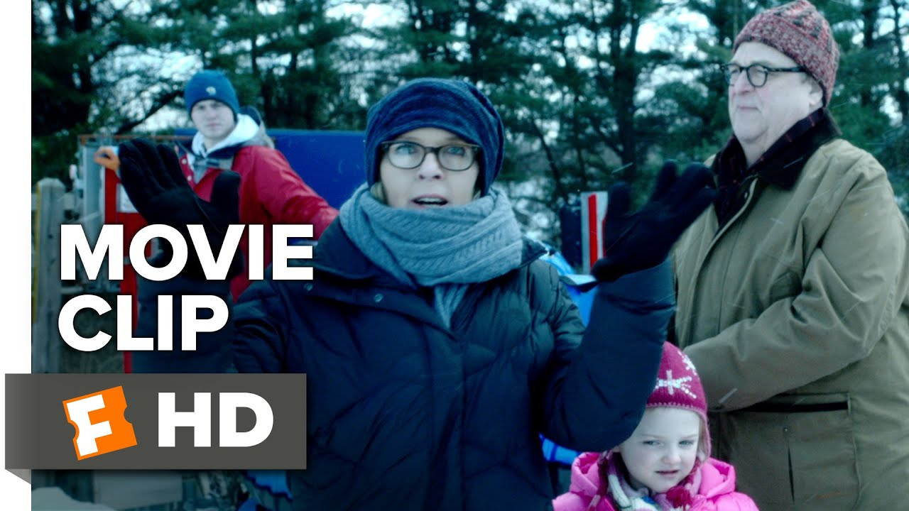 Love the Coopers Movie CLIP - Sledding (2015) - Diane Keaton, John ...