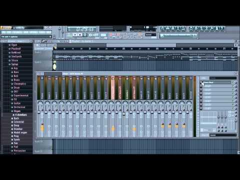 【TUTORIAL】10 FL Studio - Mixer e Efeitos【VOCALOID/FL STUDIO】