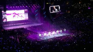 Video BTS IN ANAHEIM WINGS TOUR 2017 DAY2-Two! Three! (2!3!) download MP3, 3GP, MP4, WEBM, AVI, FLV Mei 2018