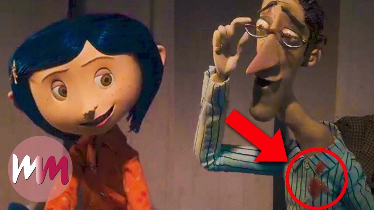 Top 5 Coraline Easter Eggs You Never Noticed Watchmojo Blog