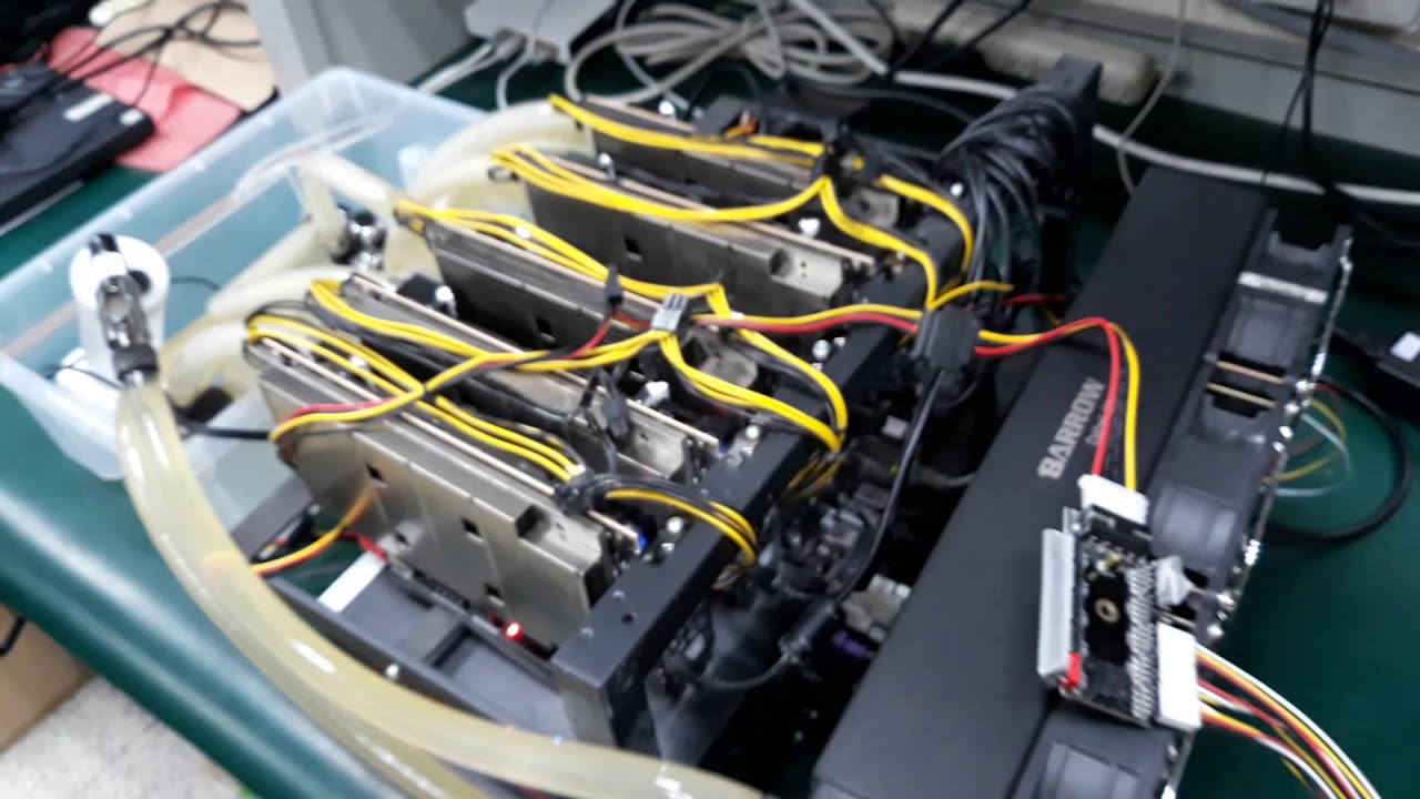 Pre-made BTU9P FPGA Mining