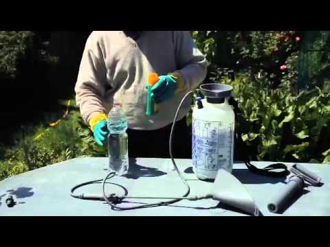 Roundup Concentrate Preparation | Video | Roundup Weedkiller