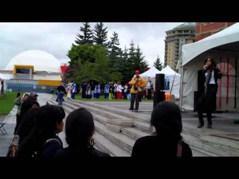 Prita Chhabra Headlines Calgary India Fest 2010
