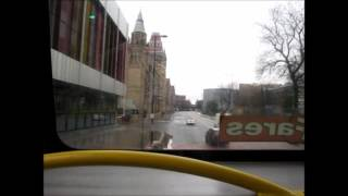 First Greater Manchester Volvo B7TL Plaxton President 1799 YX51 AYF (Loan)