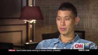 [HD] 【CNN:Talk Asia】Jeremy Lin interview  林書豪接受CNN專訪  Oct.24.2013